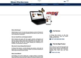 Idesignwebsolutions.ca thumbnail