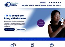 Idf.org thumbnail