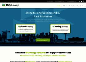 Idgateway.co.uk thumbnail
