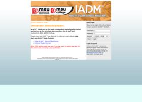 Idm.msu.edu.my thumbnail