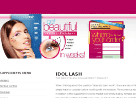 Idollash.website thumbnail