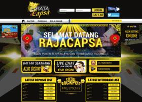 Idrajacapsa Com At Wi Rajacapsa Agen Capsa Susun Bandarq Online Dominoqq Poker Qq