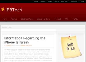 Iebtech.org thumbnail