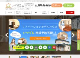 Iedakara-reform.jp thumbnail