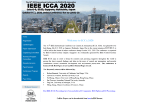 Ieee-icca.org thumbnail