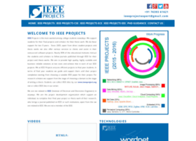 Ieeeproject.org thumbnail
