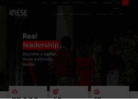 Iese.edu thumbnail