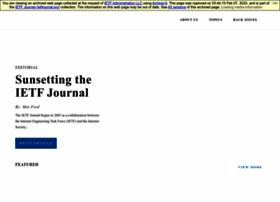 Ietfjournal.org thumbnail
