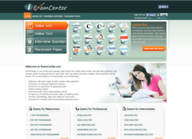 Iexamcenter.com thumbnail