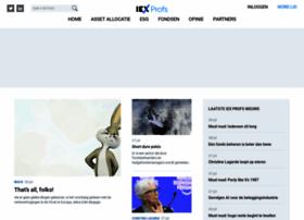 Iexprofs.nl thumbnail