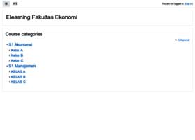 Ife.unimus.ac.id thumbnail