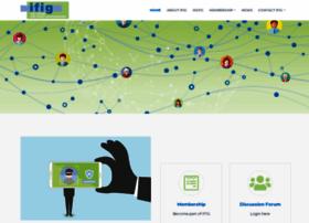 Ifig.org thumbnail