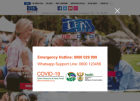 Ifmradio.co.za thumbnail