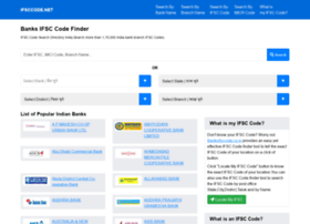 Ifsccodebank.in thumbnail