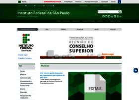 Ifsp.edu.br thumbnail