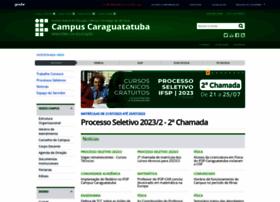 Ifspcaraguatatuba.edu.br thumbnail