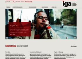 Iga-info.de thumbnail