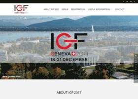 Igf2017.swiss thumbnail