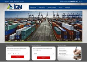 Igmgumruk.com.tr thumbnail