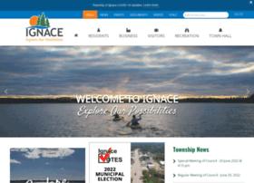 Ignace.ca thumbnail