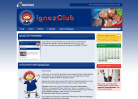 Ignaz-club.de thumbnail