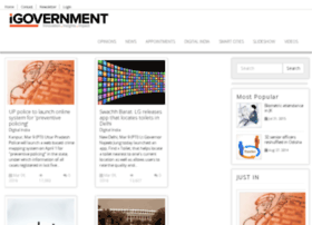 Igovernment.in thumbnail