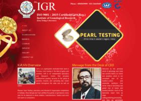 Igr.org.in thumbnail