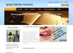 Igrejabatistaalcance.org thumbnail