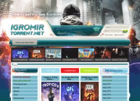 Igromir-torrent.net thumbnail
