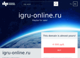 Igru-online.ru thumbnail