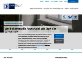 Domain Service Ihk Gfi Mbh At Website Informer
