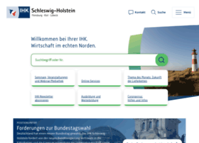 Ihk-schleswig-holstein.de thumbnail