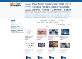 Ihopappleshop.kpizlog.rs thumbnail