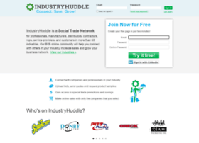 Ihuddle.com thumbnail