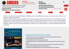 Ijhsss.com thumbnail