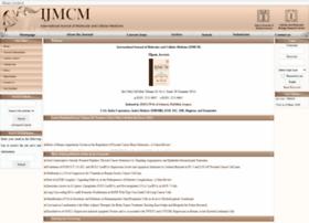 Ijmcmed.org thumbnail