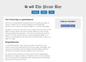Ikwilthepiratebay.nl thumbnail