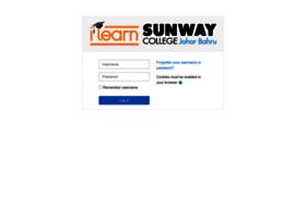 Ilearn.sunway.edu.my thumbnail