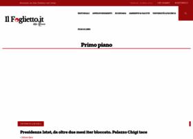 Ilfoglietto.it thumbnail
