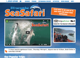 Ilfracombeseasafari.co.uk thumbnail