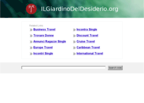 Ilgiardinodeldesiderio.org thumbnail