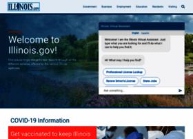 illinois.gov at WI. Illinois.gov