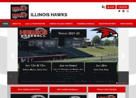 Illinoishawks.org thumbnail
