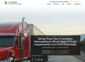 Illinoistrucktax.info thumbnail