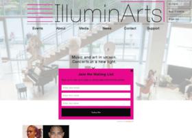 Illuminarts.org thumbnail