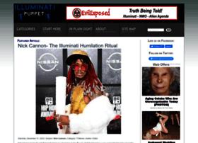 Illuminatipuppet.com thumbnail
