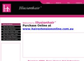 Illusionhair.net thumbnail