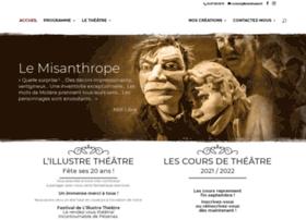 Illustretheatre.fr thumbnail
