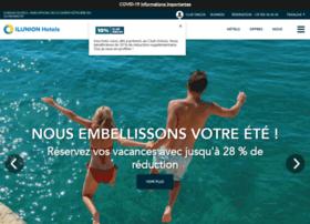 Ilunionhotels.fr thumbnail
