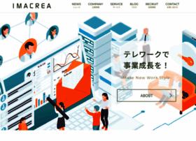 Imacrea.co.jp thumbnail
